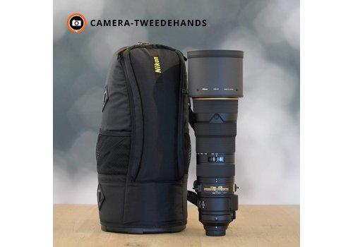 Nikon 180-400mm 4.0 TC1.4 FL ED VR -- Nieuw -- incl 21% BTW (Tip)