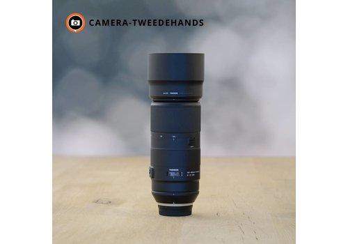 Tamron 100-400mm 4.5-6.3 Di VC USD (Nikon)