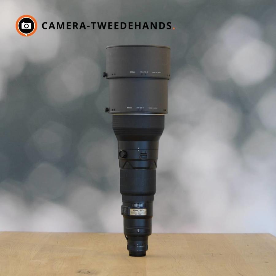 Nikon 600mm 4.0 D AF-S ID-ED II