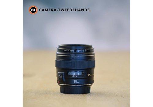 Canon 100mm 2.0 EF USM