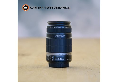 Canon 55-250mm 4-5.6 IS