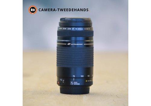 Canon 75-300mm 4-5.6 II