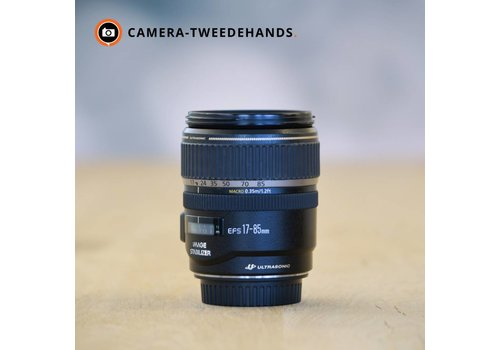 Canon 17-85mm 4-5.6 IS USM