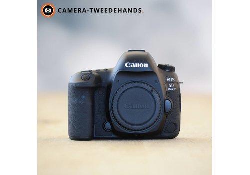 Canon 5D Mark IV -- Nieuw -- Incl 21% BTW (Tip)