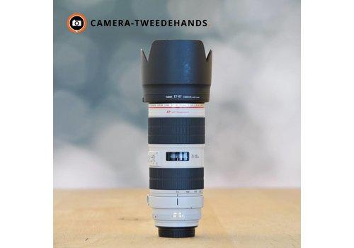 Canon 70-200mm 2.8 L EF IS USM II -- Gereserveerd voor Michael