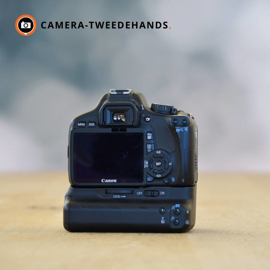 Canon 550D -- 26.635 kliks