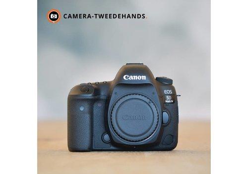Canon 5D Mark IV -- 4703 kliks -- Gereserveerd voor Bennie