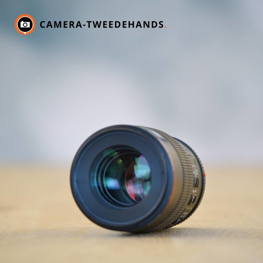 Canon 100mm 2.8 L EF IS USM Macro