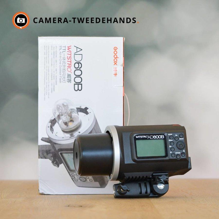 Godox Witstro AD600B TTL Portable Flitskop + Gratis flitsstatief