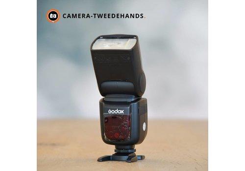 Godox V860II Speedlight (Canon) + Gratis Gary Fong Lightsphere twv 66,95