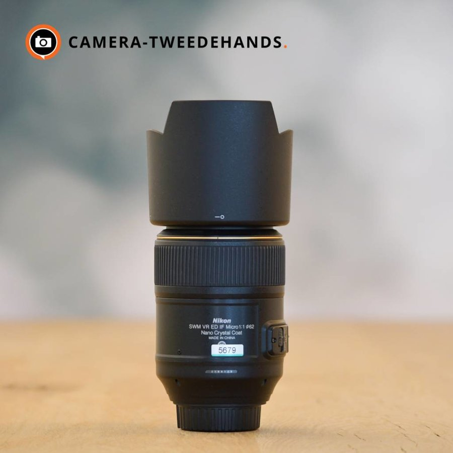 Nikon 105mm 2.8 G AF-S IF-ED VR