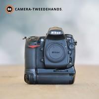 Nikon D700 incl. MB-D10 -- 265107 kliks