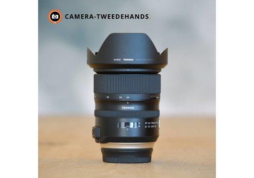 Tamron 24-70mm 2.8 SP DI VC USD G2 -- Demo (Canon)