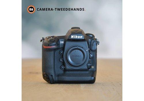 Nikon D5 -- 113.675 kliks