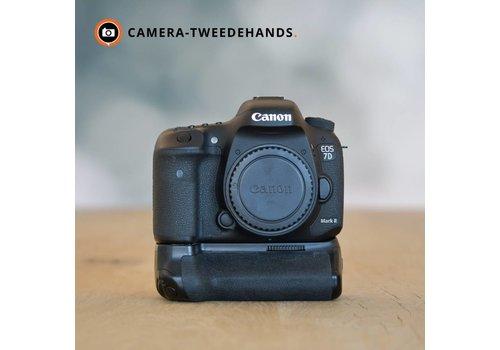 Canon 7D Mark II -- 7506 kliks -- Nu met Gratis Grip
