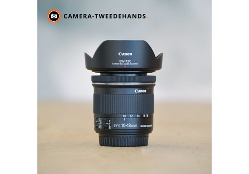 Canon 10-18mm 4.5-5.6 EF-S IS STM