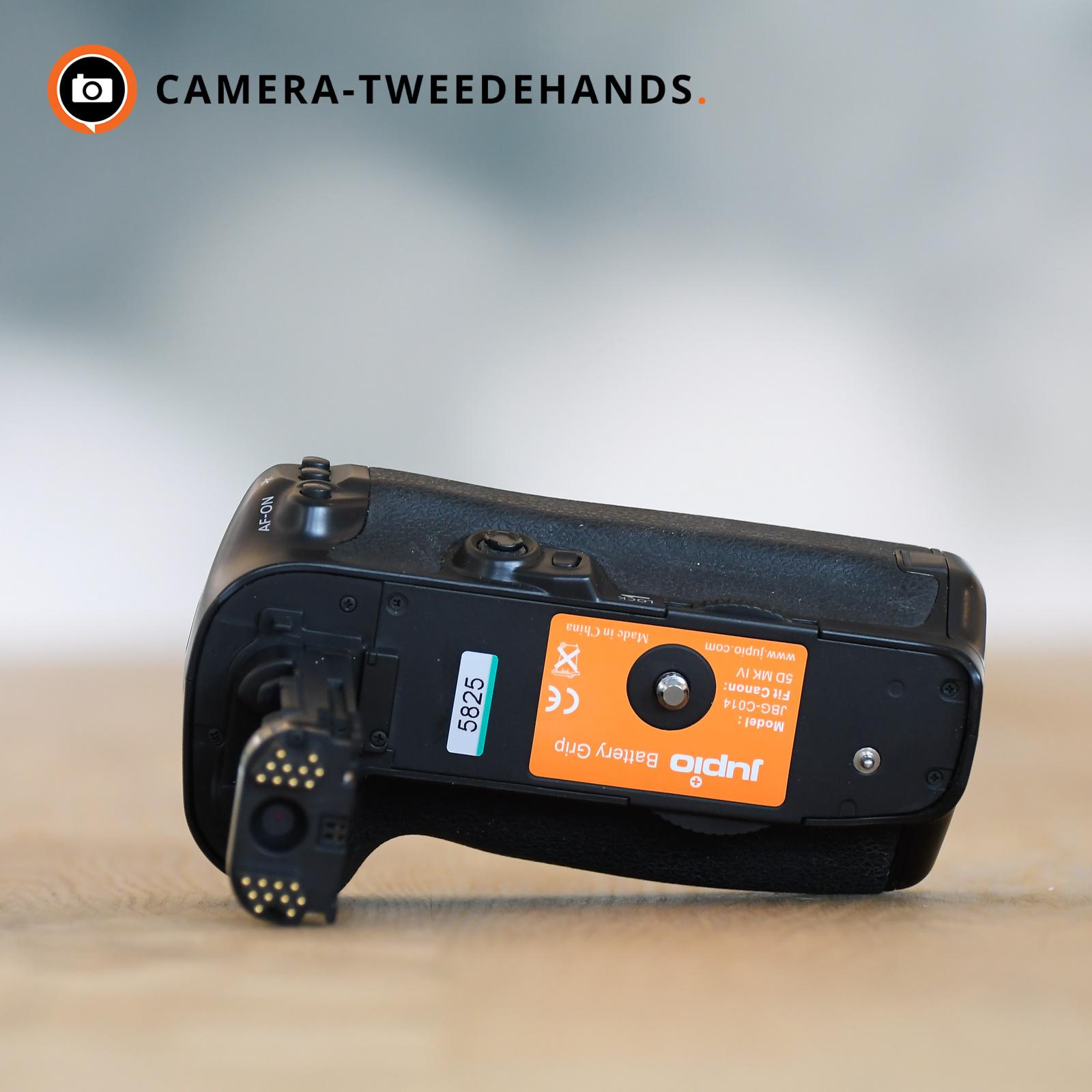 Canon Grip voor Canon 5D Mark IV (Jupio)