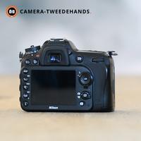 Nikon D7200 -- Slecht 11585 kliks