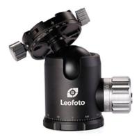 Leofoto NB-46 Statiefkop + Snelkoppelingsplaat