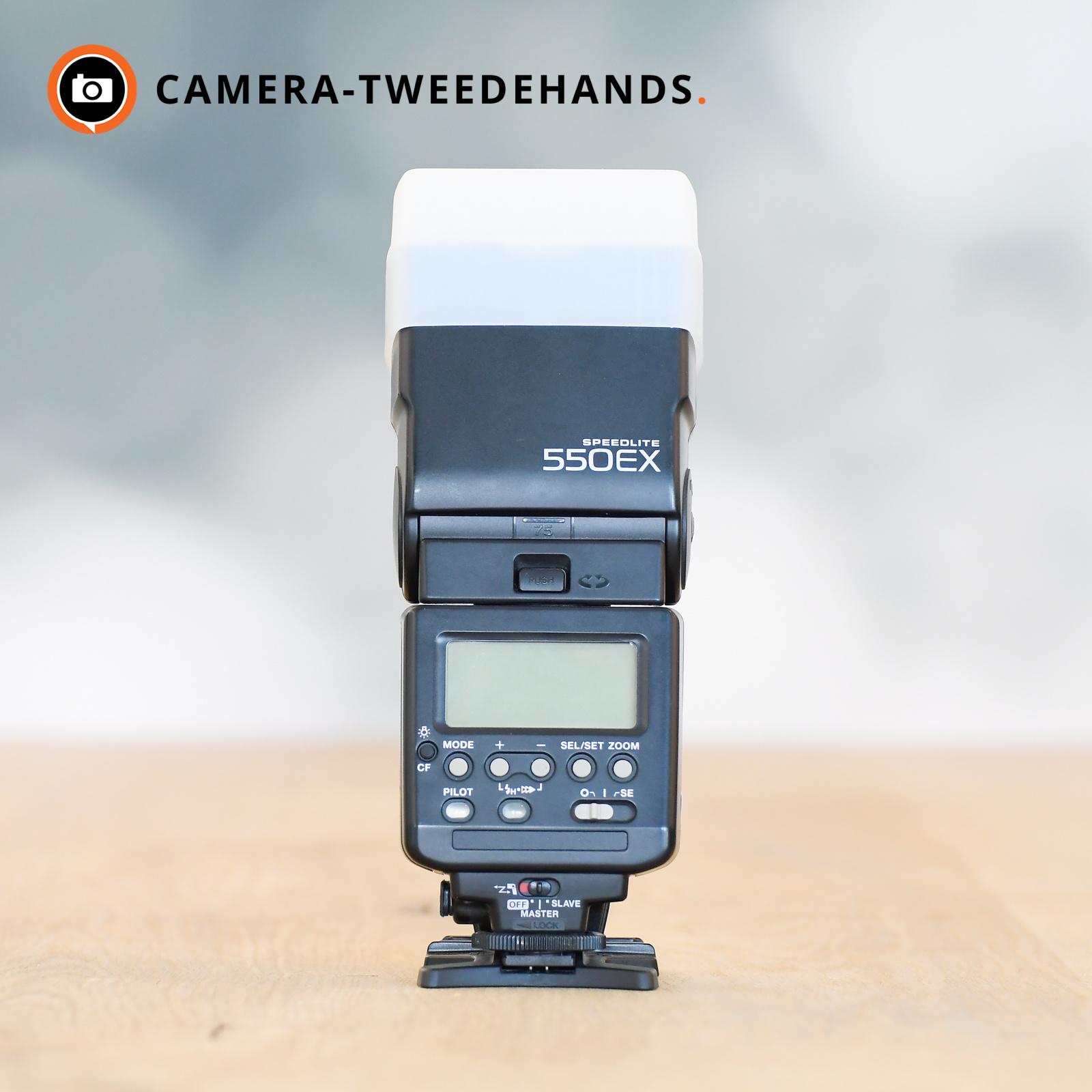 Canon Canon 550ex flitser
