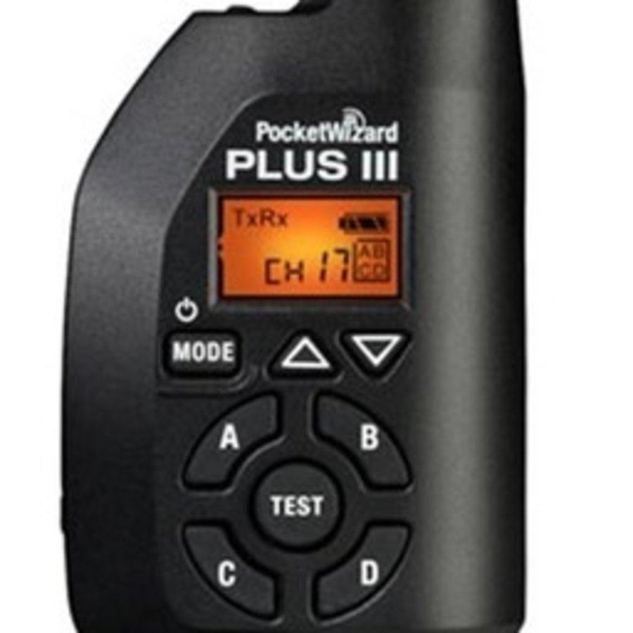 PocketWizard Plus III (Zo goed als nieuw)
