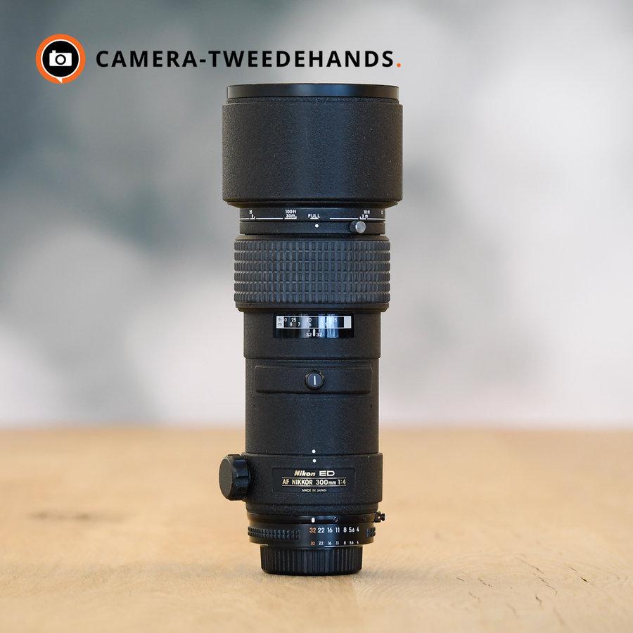 Nikon 300mm 4.0 AF-S IF-ED F4