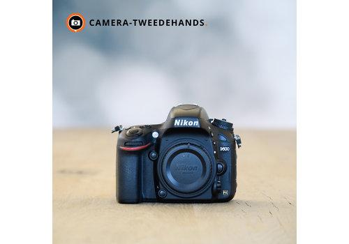 Nikon D600 - 8824 kliks