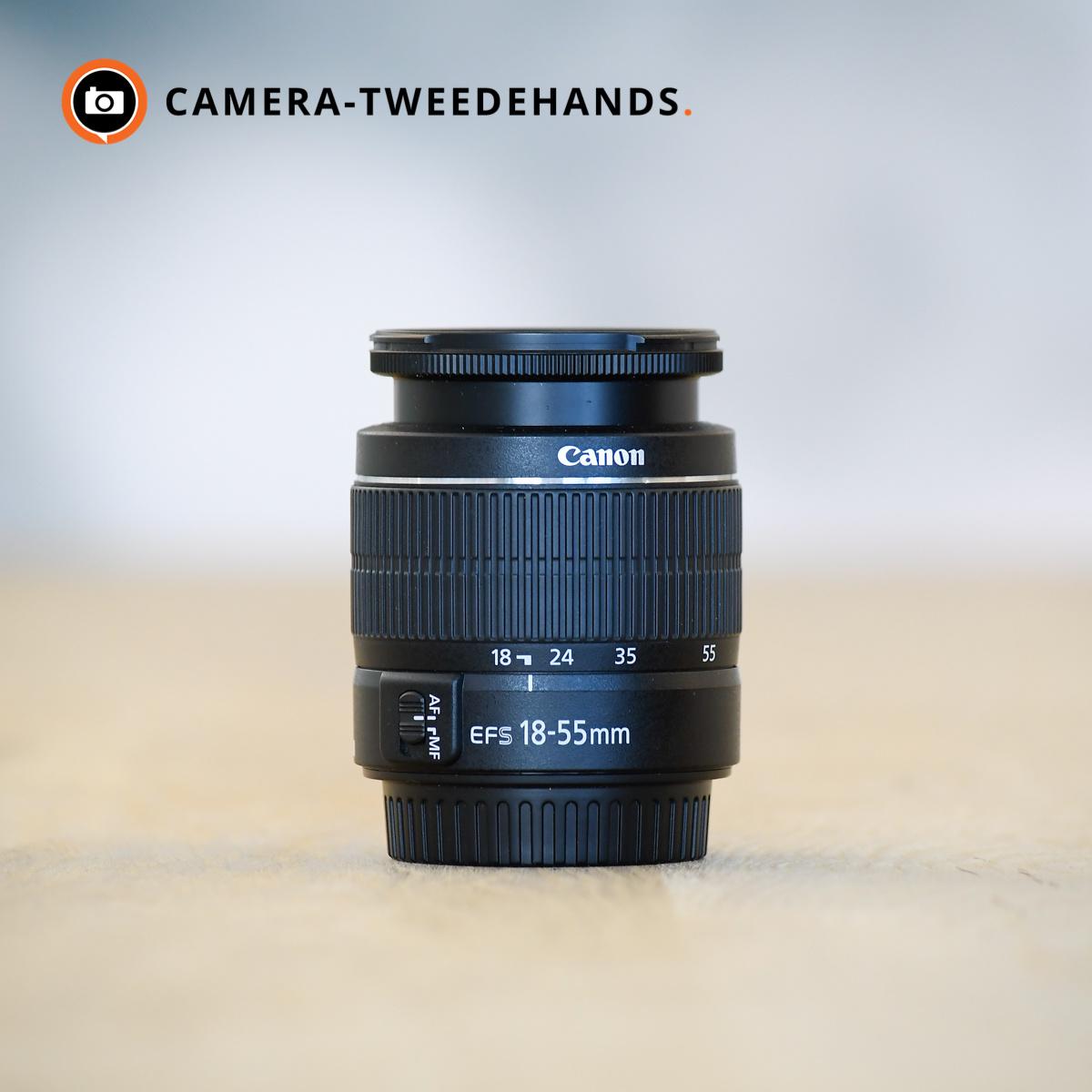 Canon Canon 18-55mm 3.5-5.6 III