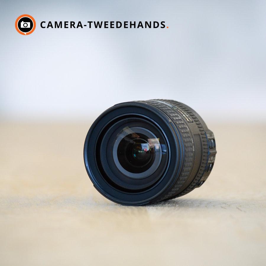 Nikon 16-85mm 3.5-5.6 G VR ED DX