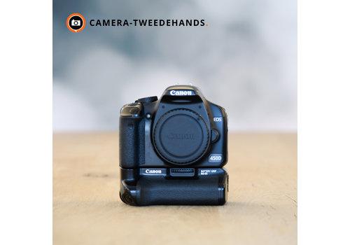 Canon 450D -- 39940 kliks