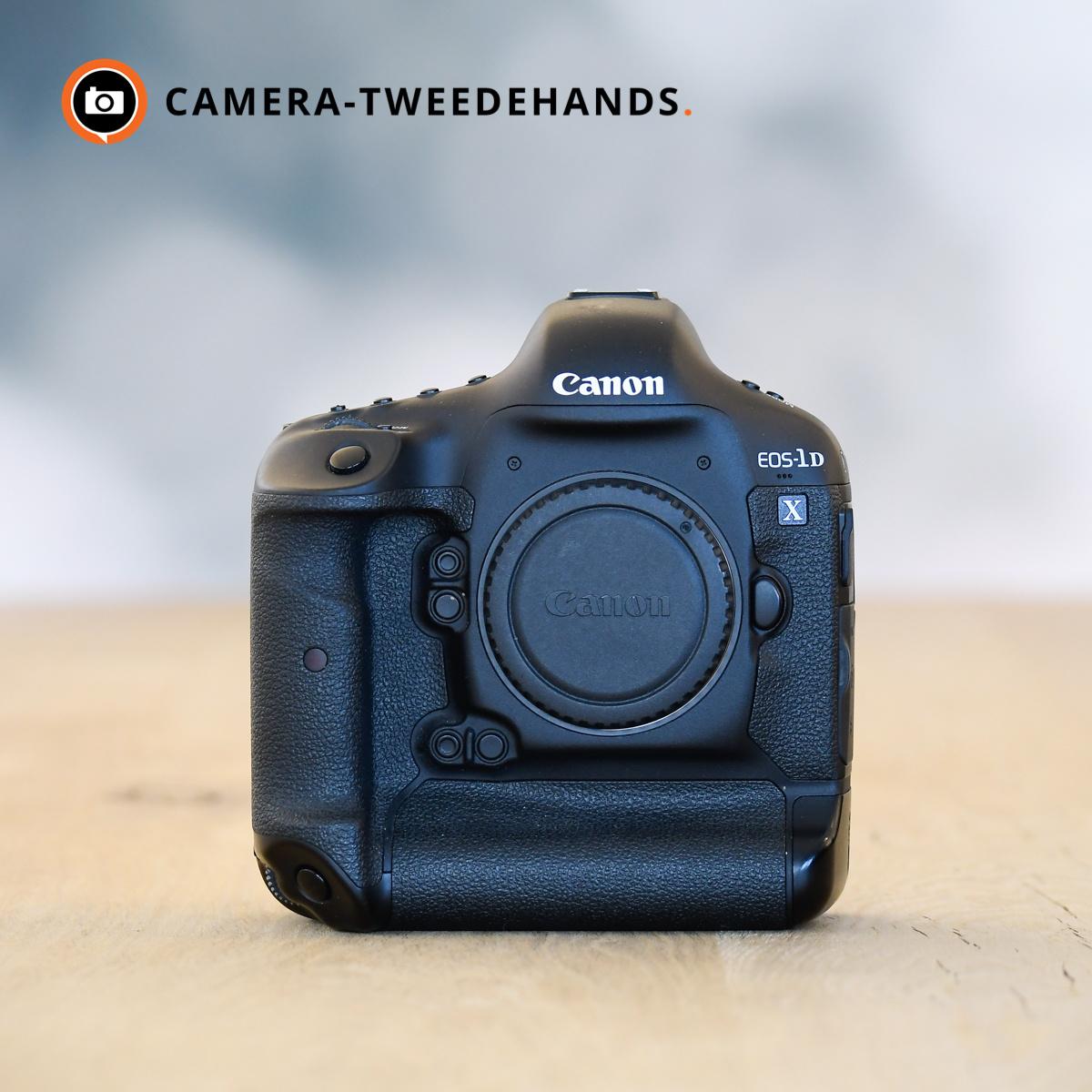 Canon Canon 1Dx -- 26.833 kliks (Tip)