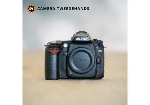 Nikon D90 - 25.299 kliks