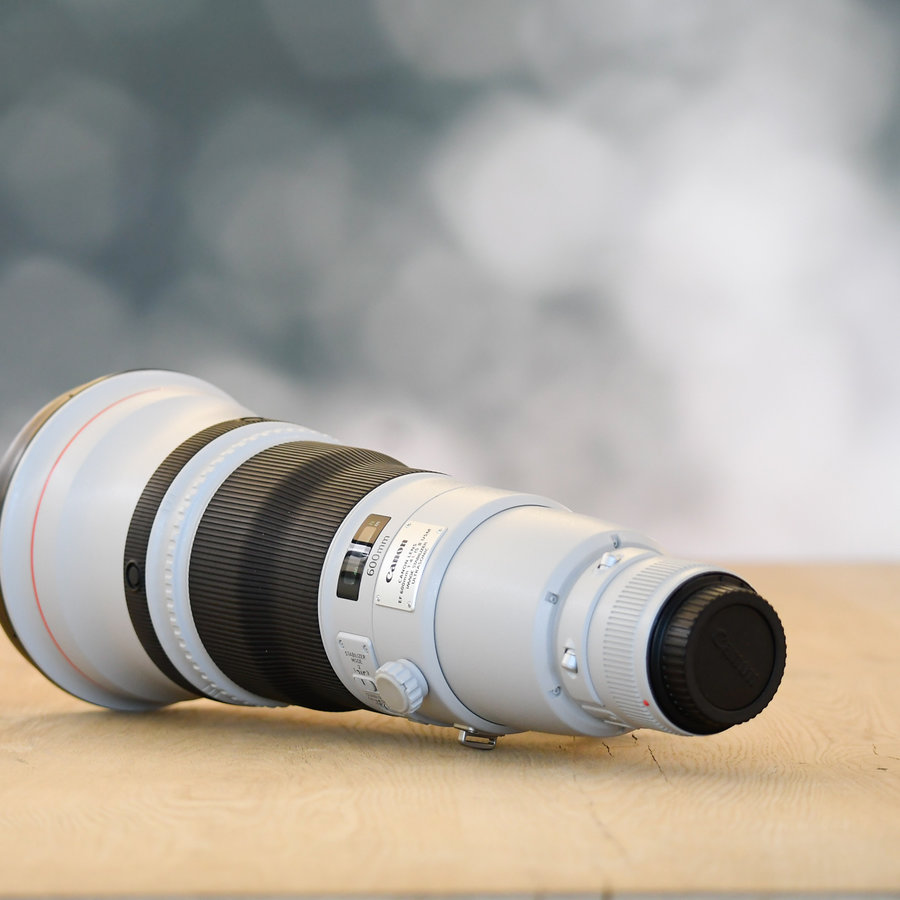 Canon 600mm 4.0 L EF IS USM II