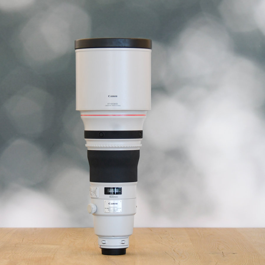 Canon 400mm 2.8 L EF IS USM II
