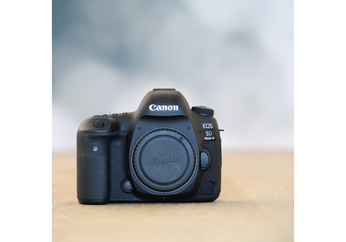 Canon 5D Mark IV -- Outet -- Incl BTW