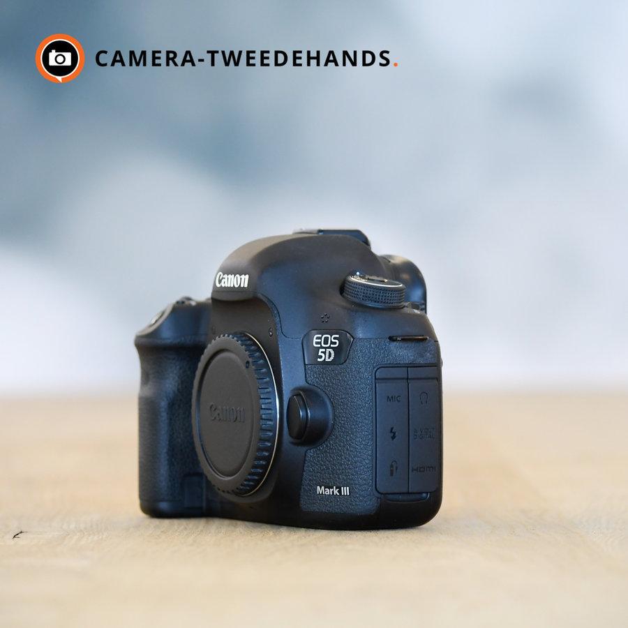 Canon 5D Mark III -- 82.150 kliks