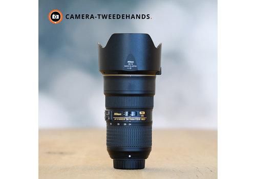 Nikon 24-70mm 2.8 E AF-S ED VR