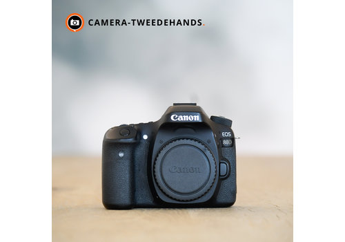 Canon 80D -- 35.189 kliks