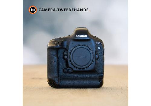 Canon 1Dx -- 509.235 kliks -- Sluiter vervangen