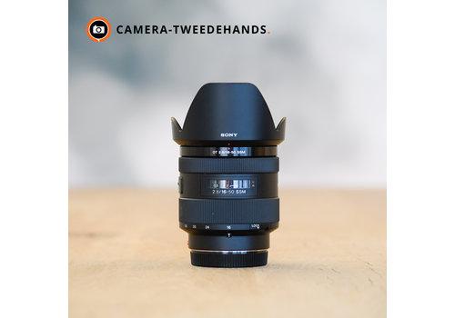 Sony 16-50mm 2.8 SSM