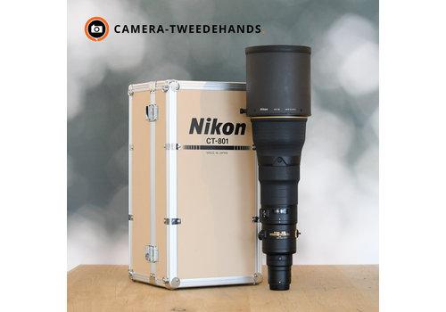 Nikon 800mm 5.6 E FL ED VR + TC800-1.25E