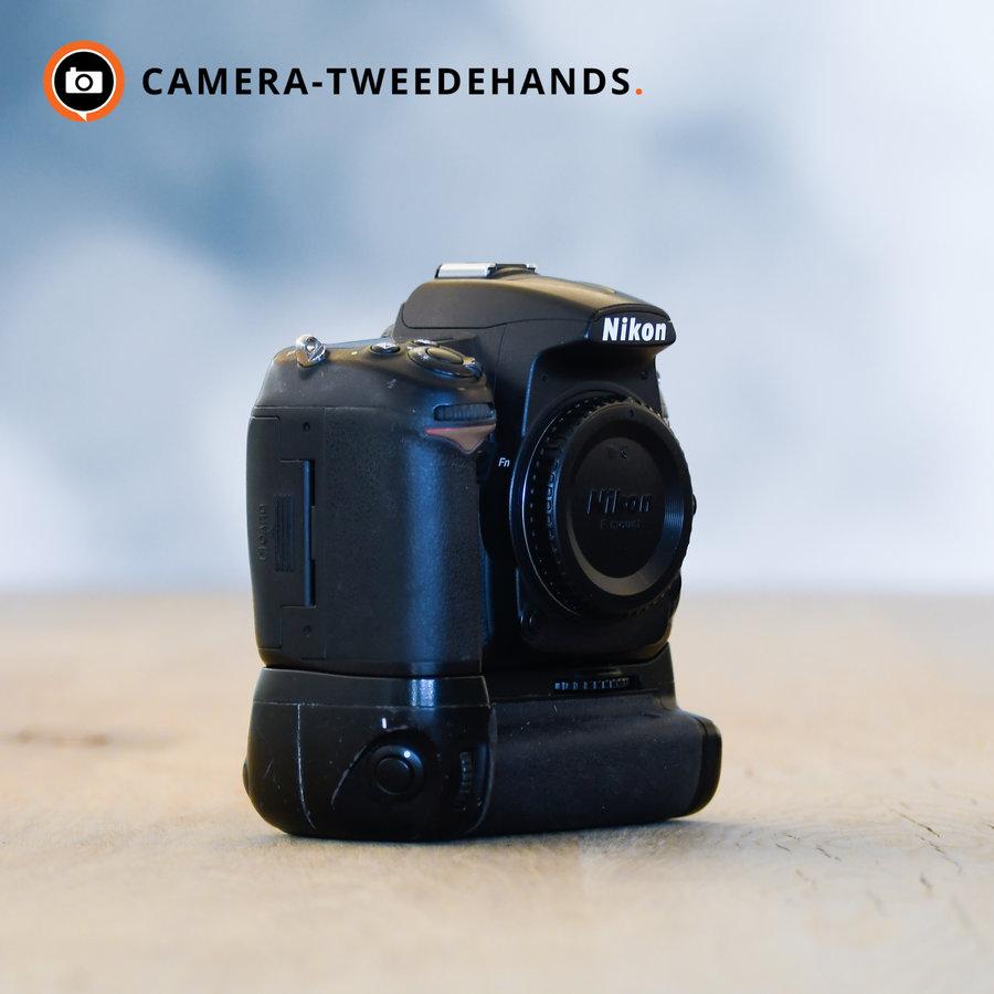 Nikon D7000 + MB-D11 (Originele Nikon Grip)