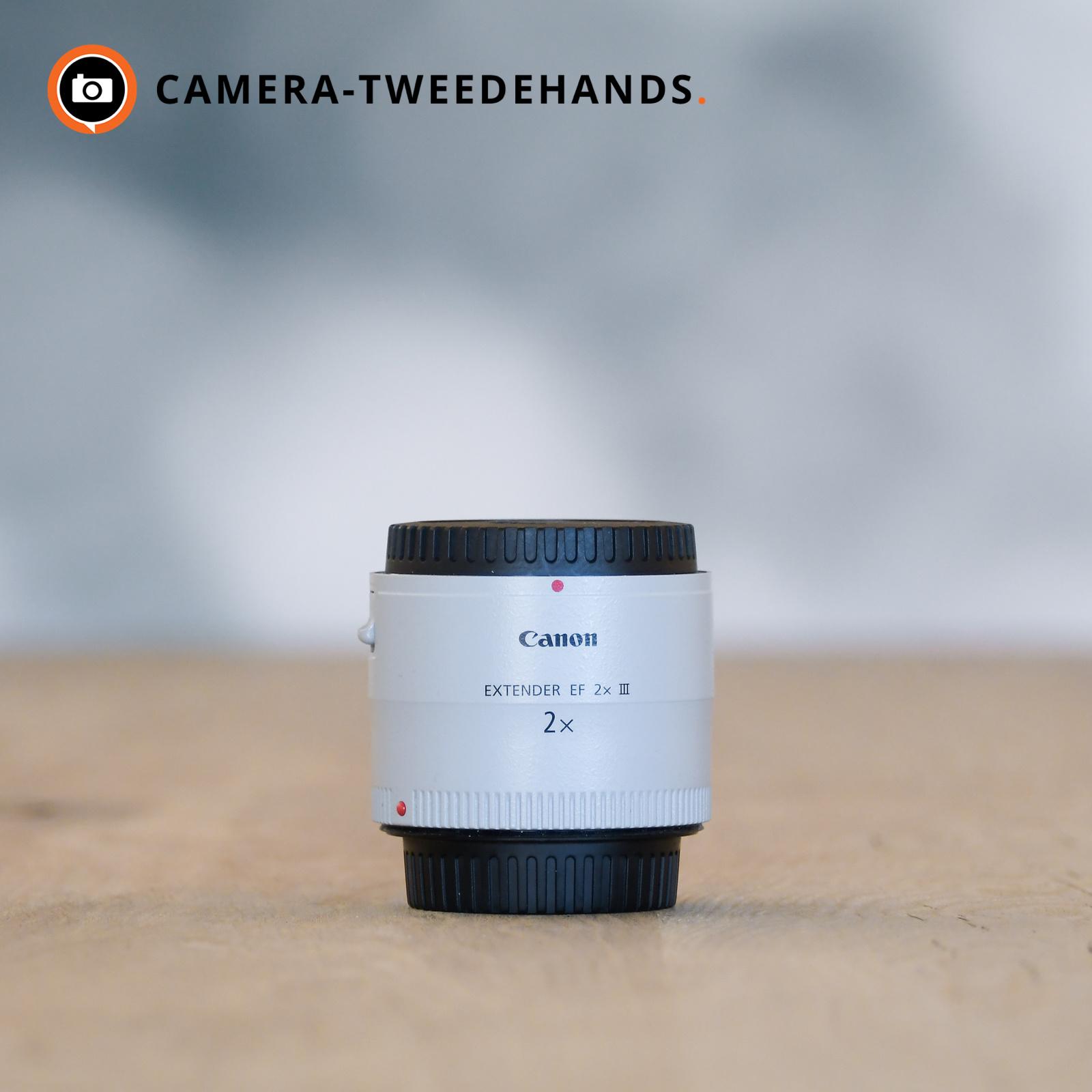 Canon Canon 2.0x III - Gereserveerd voor Peter
