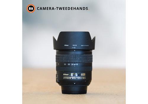Nikon 18-70mm 3.5-4.5 G AF-S ED-IF DX -- Gereserveerd