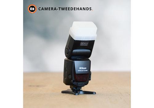 Nikon SB-800 Flitser
