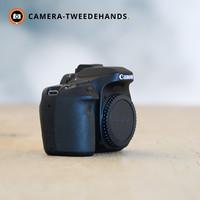 Canon 80D -- 2.090 kliks