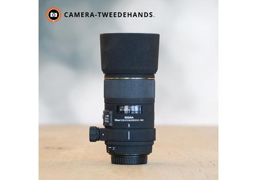 Sigma 150mm 2.8 EX DG HSM (Canon)