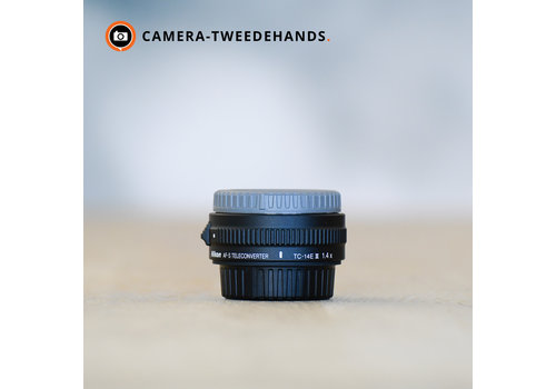 Nikon TC-14E III -- Demo