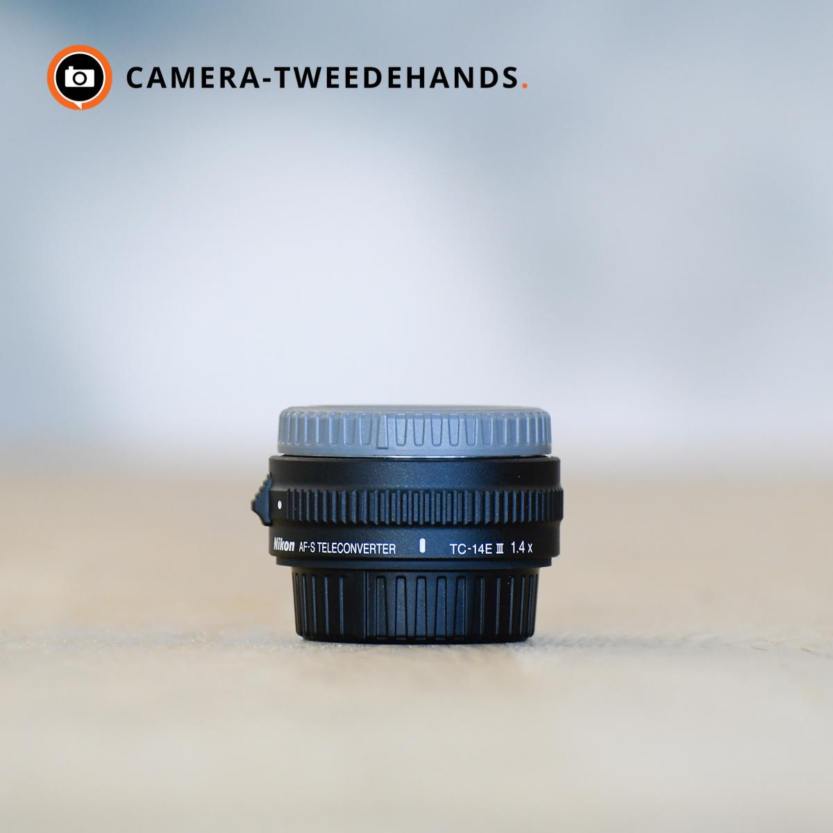 Nikon Nikon TC-14E III -- Demo