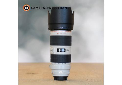Canon 70-200mm 2.8 L EF USM II
